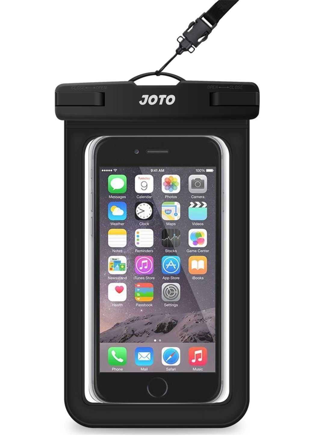 JOTO Universal Waterproof Phone Case